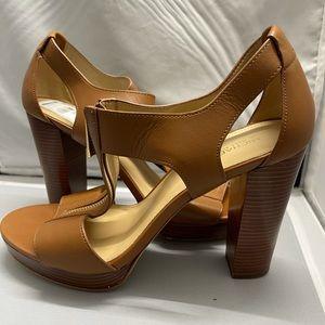 Excellent Condition Michael Kors High heels Brown